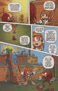 Sonic X issue 6 page 3
