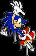 Adventure 2 Sonic Grinding