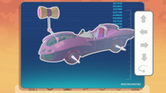 Amy's weapon car database