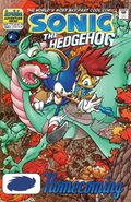 Archie Sonic the Hedgheog Issue -77