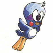 Flicky Sonic 2 Game Gear