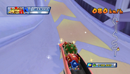 Mario Sonic Olympic Winter Games Gameplay 100