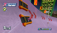 Mario Sonic Olympic Winter Games Gameplay 180