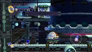 Metal Sonic i Eggmobile 2