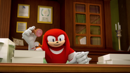S1E32 Knuckles stamping