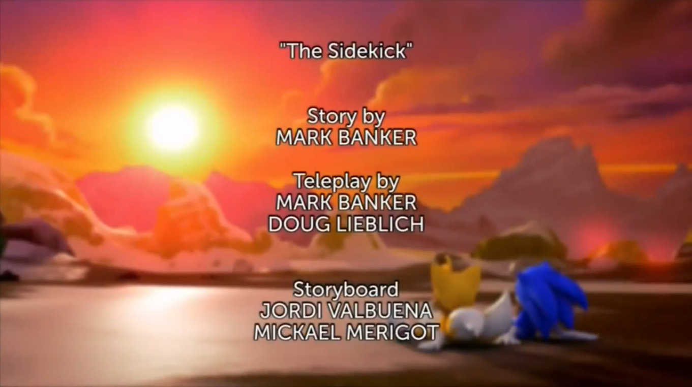 The Sidekick | Sonic News Network | FANDOM powered by Wikia