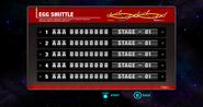 Sonic Colors Wii Egg Shuttle tabelka