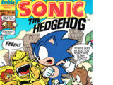 Archie Sonic the Hedgehog Issue 17