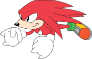 Stock 2D Knuckles 6