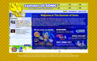 SummerofSonic2006Website