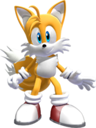 Tails Artwork STH