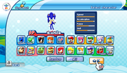 Mario Sonic Olympic Winter Games Characer Select 05