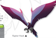 Raptor Hawk artwork