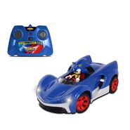 Remote Controlled Car with Turbo Boost - Sonic The Hedgehog