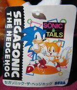 SegaSonic Sonic & Tails tag