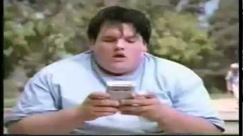 Sega Game Gear Commercial Starring Ethan Suplee and a dead squirrel-0