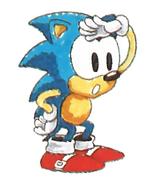 Sonic 91 art 27