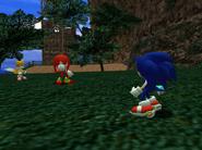 Sonic Adventure DC Cutscene 054