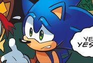 Yeah Yes Sonic