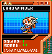 Chao Winder