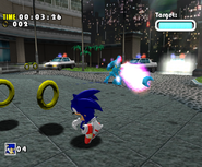 Chaos 0 DX Sonic 3