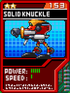 Solid Knuckle