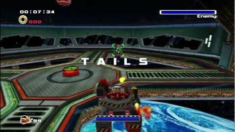 Sonic Adventure 2 Tails Round 2 1080 HD