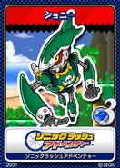Sonic Rush Adventure karta 10