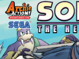Archie Sonic the Hedgehog Issue 285
