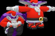 Speed Battle Model Santa Big