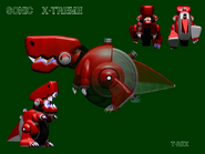 X-treme enemy concept 50