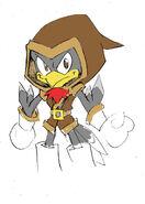 Bow Sparrow Alternate 03