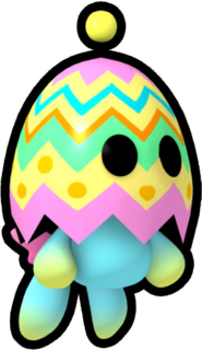 Easter Egg Chao SR