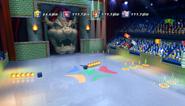 Mario Sonic Olympic Winter Games Gameplay 306