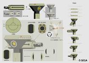 Mole Cannon koncept