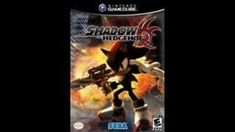 """Shadow the hedgehog """"Almost Dead"""" Music request"""