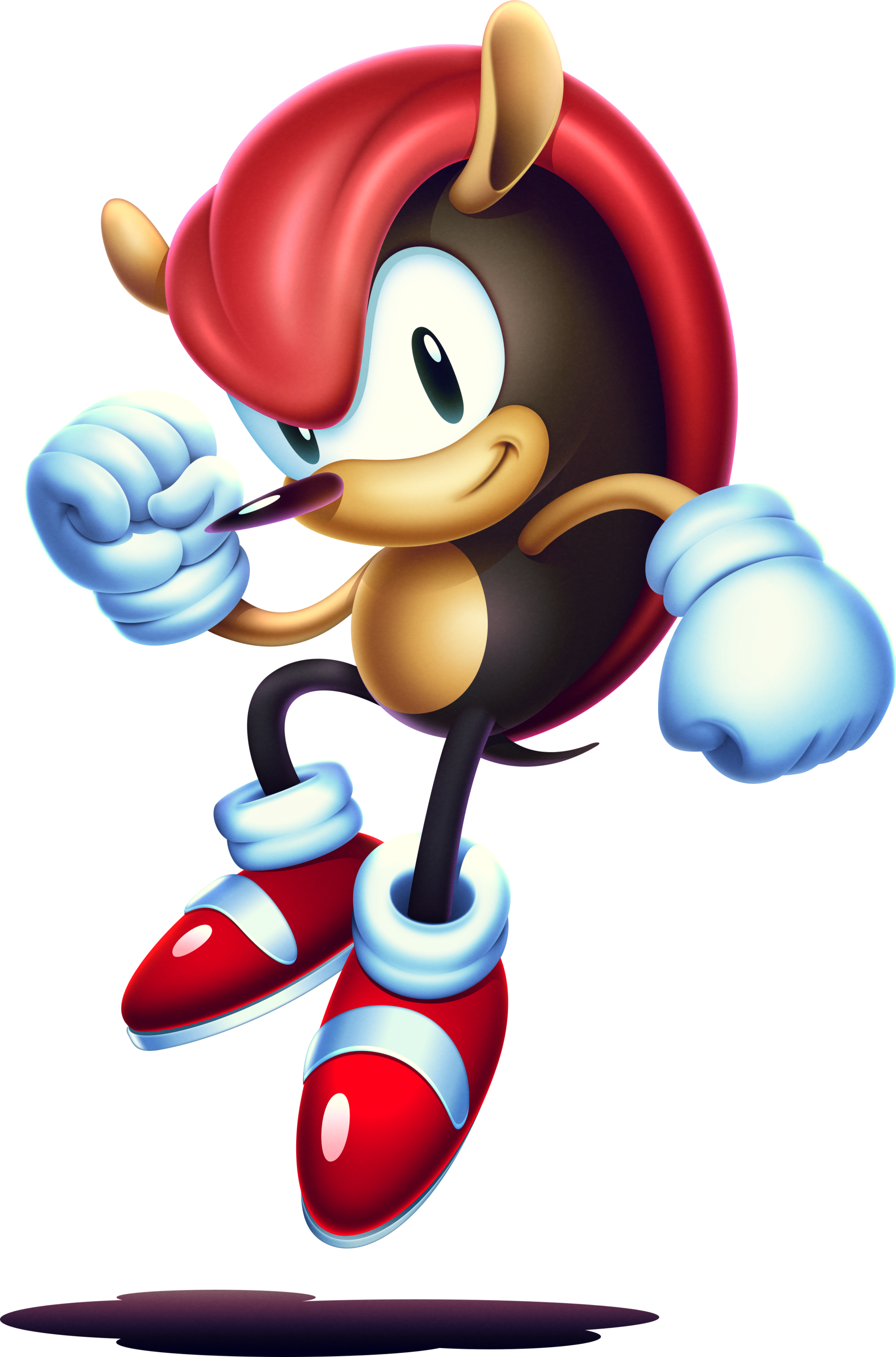 Mighty The Armadillo Classic Sonic S World Sonic News