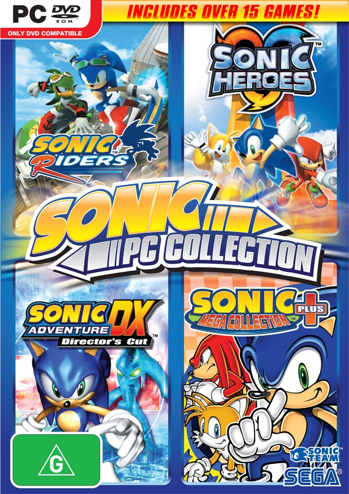 Sonic Pc