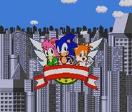 Sonic Gameworld gameplay 02