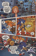 Sonic X issue 6 page 5