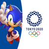 Sonic at the Olympic Games 2020 icon