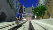 Sonic generations city escape 1
