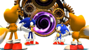 Tails expalin Sonic Generations