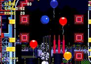 Balloons everywhere!