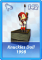 Card 142 (Sonic Rivals)