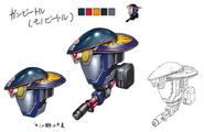 Gun Beetle koncept