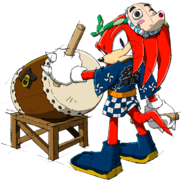 Knuckles Channel 6