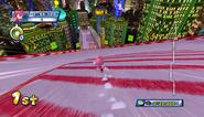 Mario Sonic Olympic Winter Games Gameplay 198
