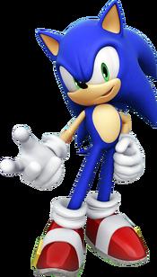 Modern Style Sonic 23