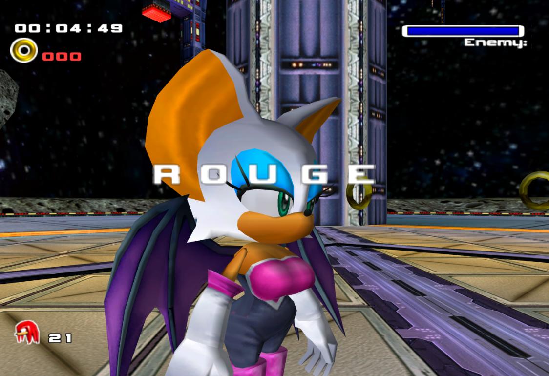 Rouge (Sonic Adventure 2) | Sonic News Network | FANDOM